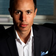 Paul Alarcon, hållbarhetschef Stockholms Stad